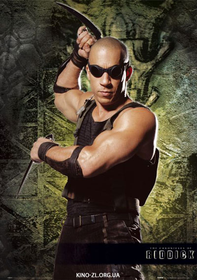 Риддик 3D (Untitled Chronicles of Riddick Sequel)