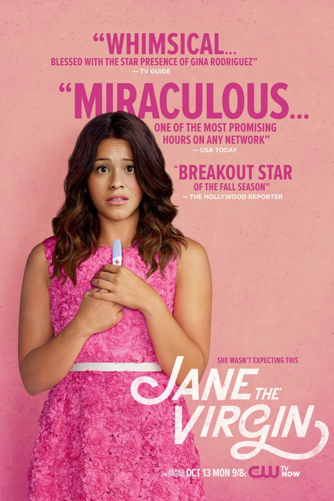 Девственница (Jane the Virgin)